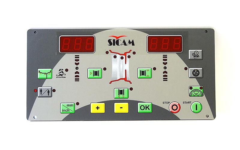 балансировочный станок sicam sbm 250 инструкция