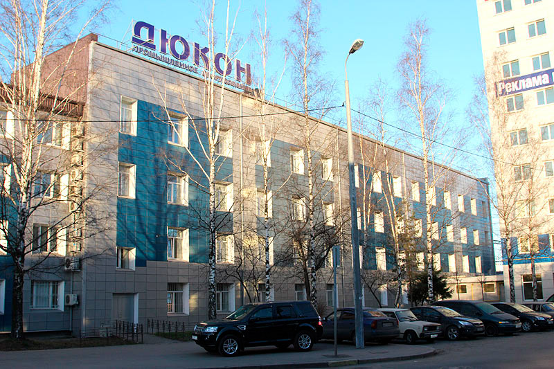 Магазин TECH-RUSSIA в Санкт-Петербурге