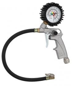 Пистолет для подкачки колес боковой